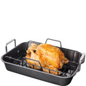 Roast and Rack Roasting Pan 40cm, ${color}
