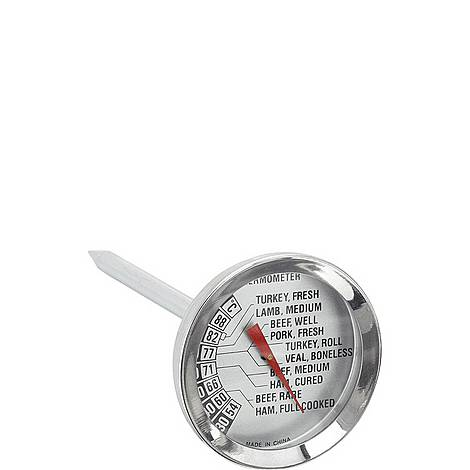 Stainless Steel Meat Skewer Thermometer, ${color}
