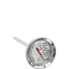Stainless Steel Meat Skewer Thermometer