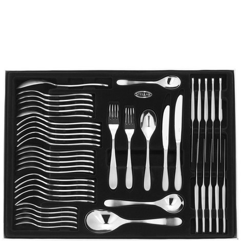 44 Piece Salisbury Cutlery Set, ${color}