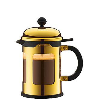 French Press Coffee Maker 0.5L
