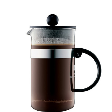 Bistro Nouveau 3 Cup French Press, ${color}