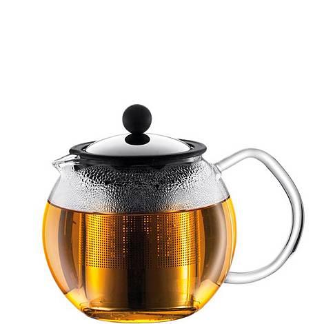 Assam Stainless Steel Tea Press 0.5lt, ${color}