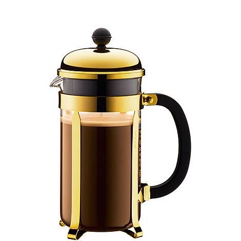 Chambord French Press Coffee Maker 1L, ${color}