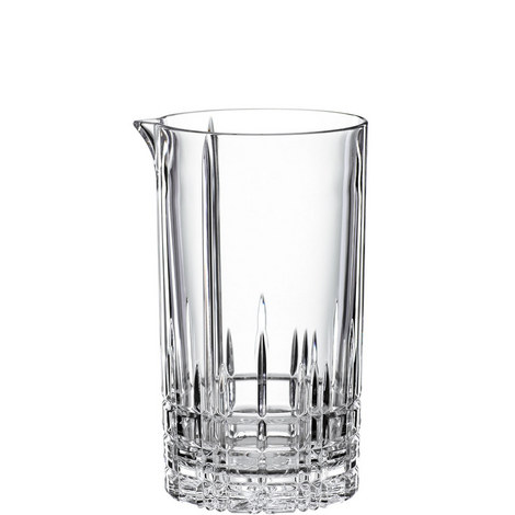 Perfect Serve Tapered Mixing Glass, ${color}