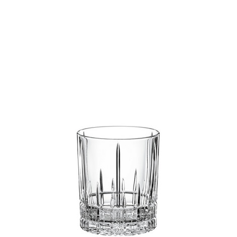 Set of 4 Perfect Serve Double Old Fashioned Glasses, ${color}