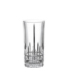 Set of 4 Perfect Serve Long Drinking Glasses