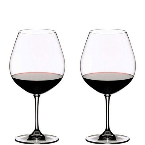 Vinum Pinot Noir Glasses Set Of 2, ${color}