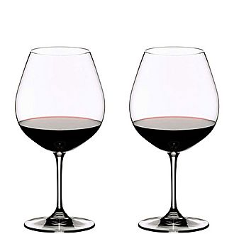 Vinum Pinot Noir Glasses Set Of 2