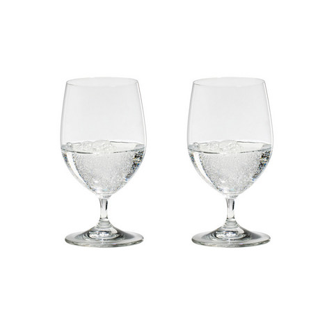 Riedel Vinum Water Glass Set of Two, ${color}