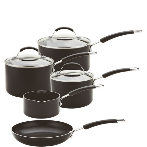 5 Piece Non-Stick Induction Set, ${color}