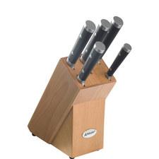 5-Piece Anolon Knife Block