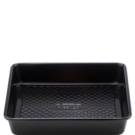 Square Cake Tin 23cm, ${color}