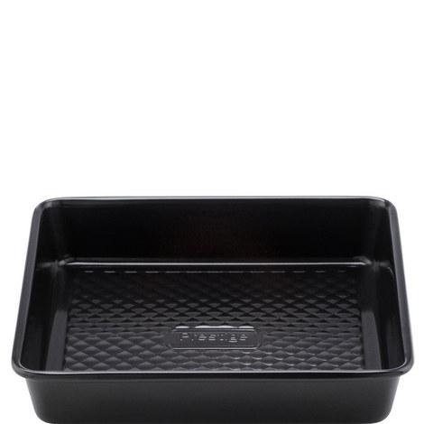 Square Cake Tin 23cm, ${color}
