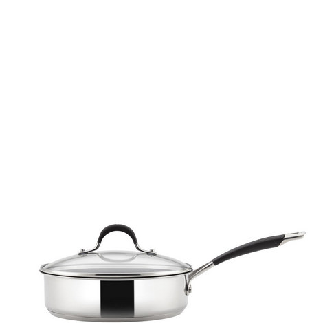 Momentum Covered Sauté Pan 24cm, ${color}