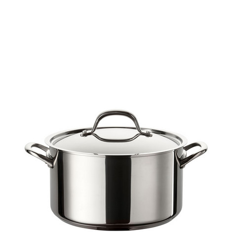Covered Stockpot 24cm, ${color}