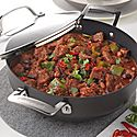 Hard Anodized Chef's Casserole 26cm, ${color}