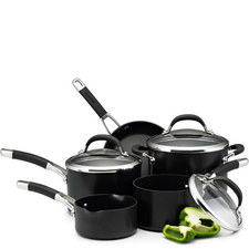 Professional Five Piece Pan Set