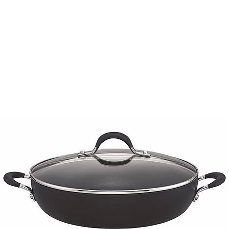 Shallow Casserole Pan 30cm, ${color}