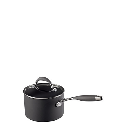 Hard Anodized Saucepan 16cm, ${color}