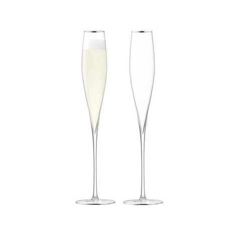 Celebrate Champagne Flutes, ${color}