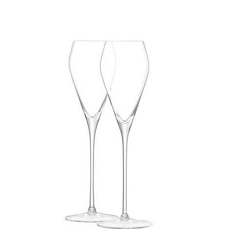 Prosecco Glass Set-of-2, ${color}