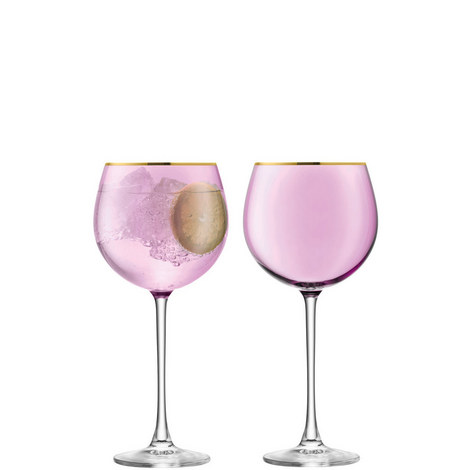 Set of Two Sorbet Balloon Glasses, ${color}