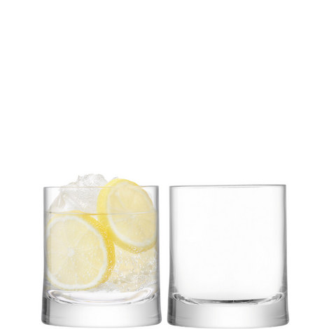 Set of 2 Gin Tumblers 310ml, ${color}