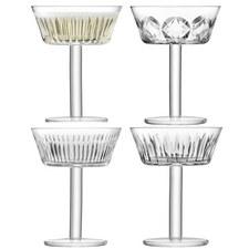 Tatra Champagne Glasses Set of 4