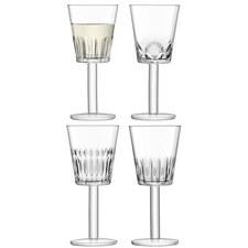Tatra Wine Glasses Set of 4