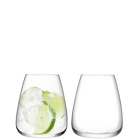 Set of 2 Wine Culture Glasses, ${color}