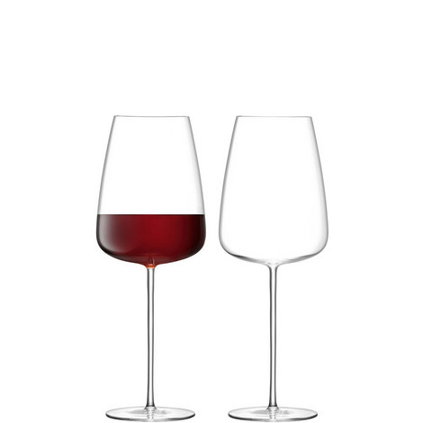 Set of 2 Wine Culture Grand Red Glasses, ${color}