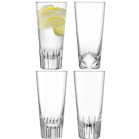 Tatra Mixer Glasses Set of 4, ${color}