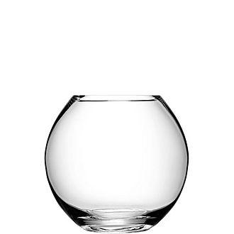 Flower Round Vase
