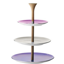 Polka Tiered Cake Stand