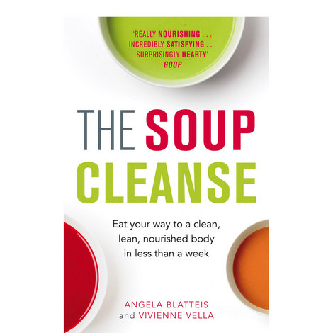 The Soup Cleanse, ${color}