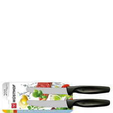 2-Pack Serrated Paring Knives