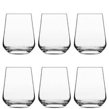 6 Eden Double Old Fashioned Glasses