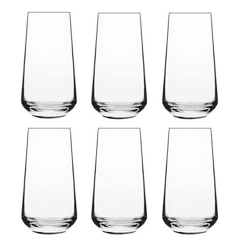 6 Eden Highball Glasses, ${color}