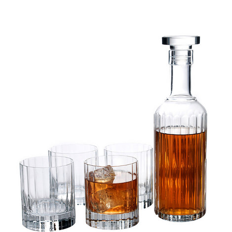 Bach 5-Piece Spirits Decanter Set, ${color}