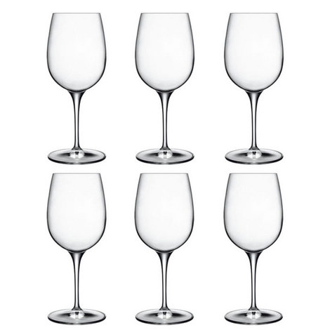 Palace Red Wine Glasses Set of 6, ${color}