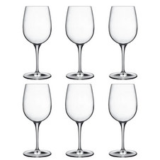 Palace Red Wine Glasses Set of 6