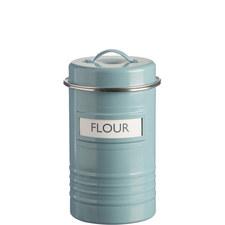 Vintage Kitchen Flour Tin 1.9L