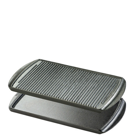 Large Reversible Grill Plate, ${color}