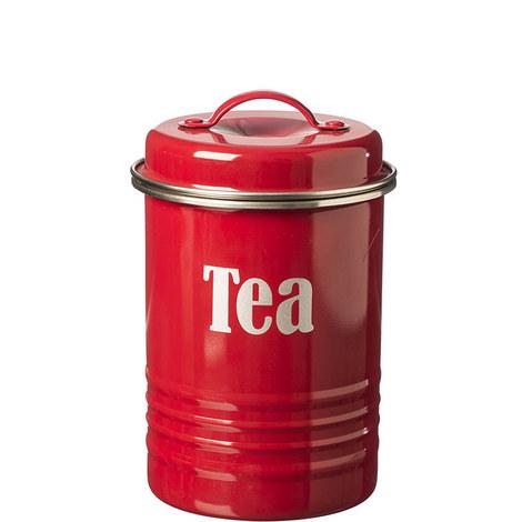 Vintage Tea Canister, ${color}