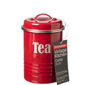 Vintage Tea Canister, ${color}