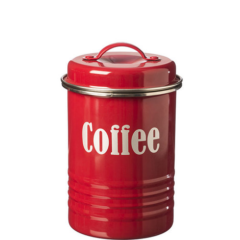 Vintage Coffee Canister, ${color}