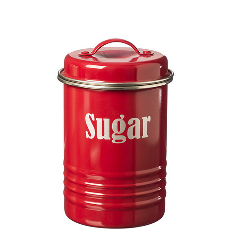 Vintage Sugar Canister, ${color}