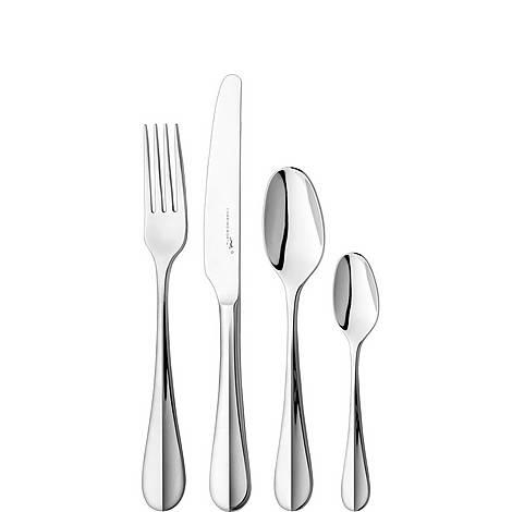 Baguette Cutlery Set 42 Pieces, ${color}
