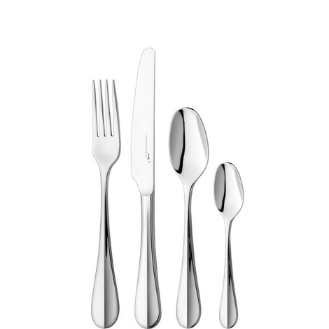 Baguette Cutlery Set 42 Pieces, ${color}